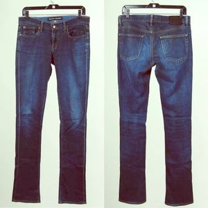 Ralph Lauren Navy Blue Skinny jeans